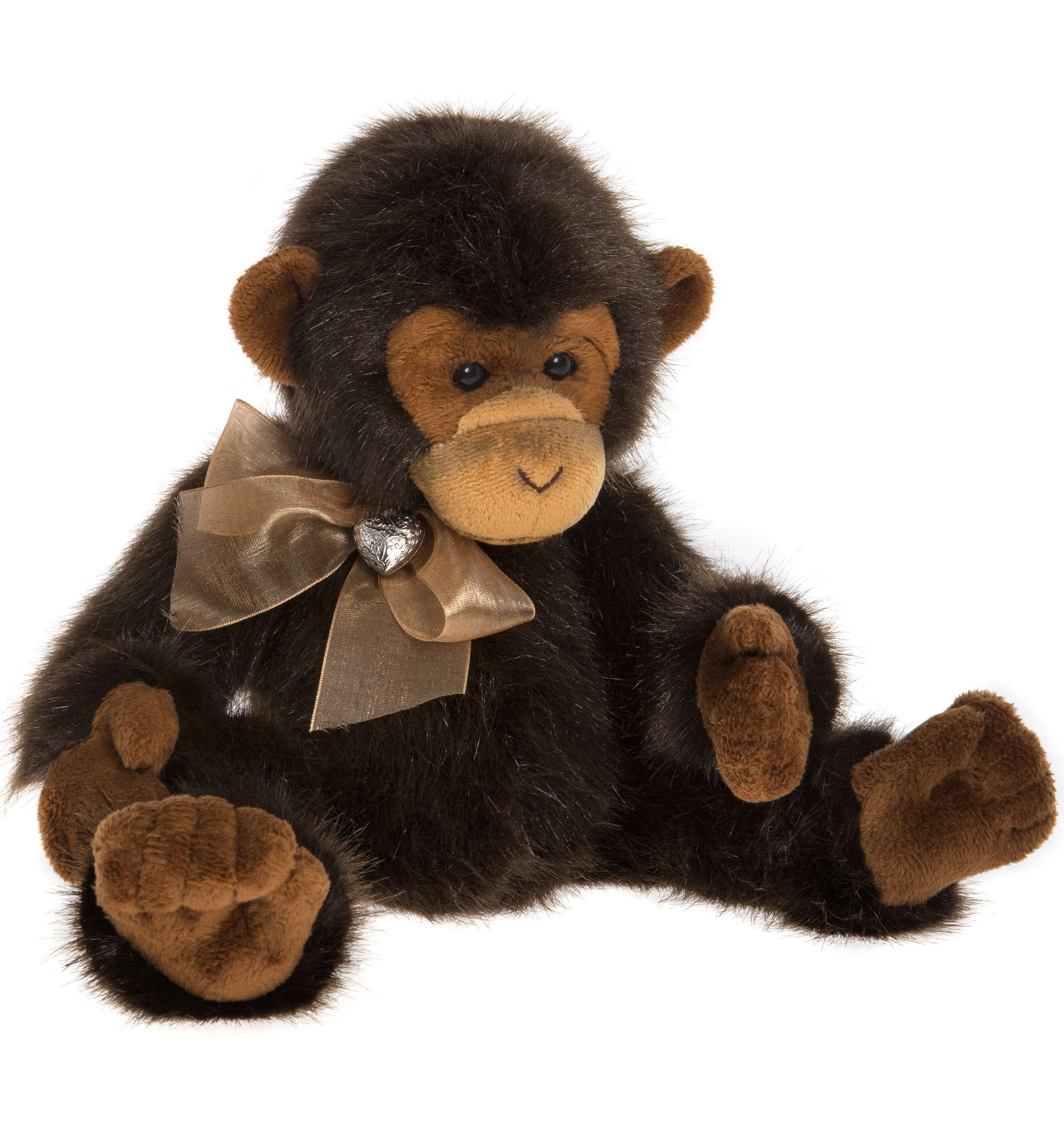 Charlie Bears Narna's Monkey Jointed Stuffed Animal