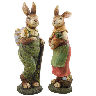 Mr. and Mrs. Hare