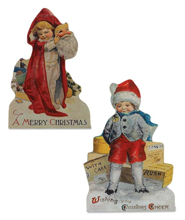 Childs Christmas Dummy Boards