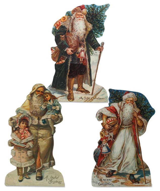 Father Christmas Dummy Boards