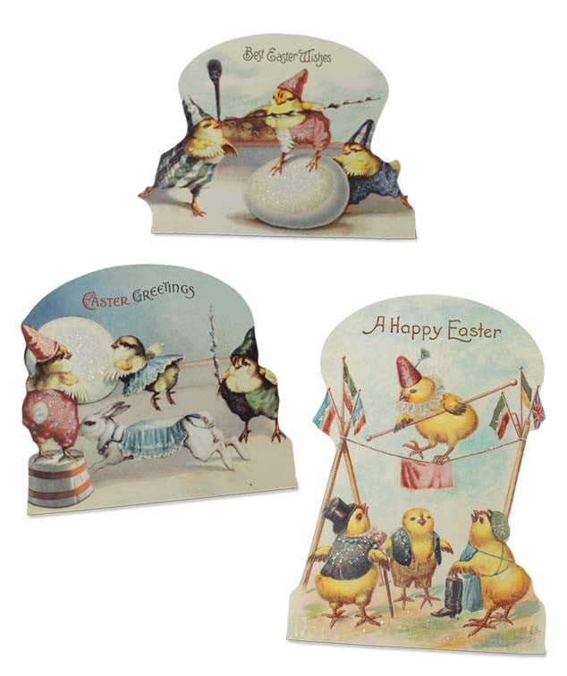 Circus Chicks Dummy Boards