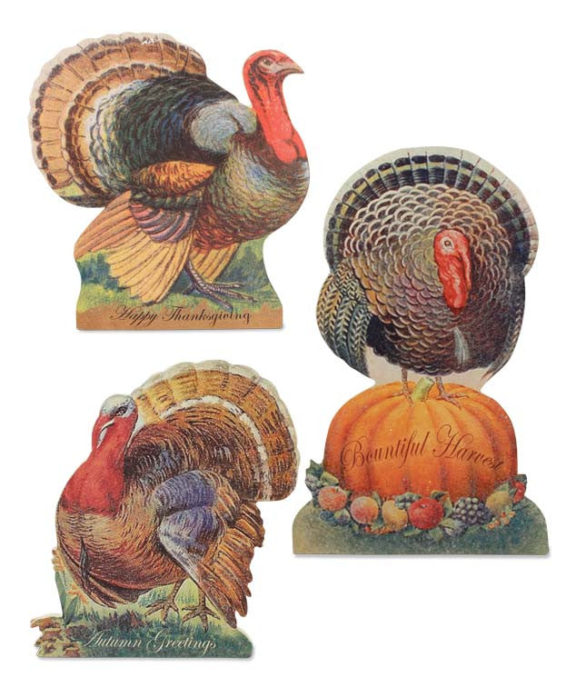 Thanksgiving Turkey Dummy Boards