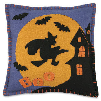 Bewitched Moon Pillow