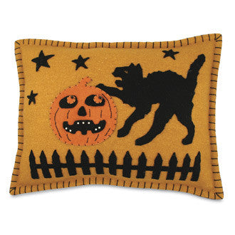 Scaredy Cat Pillow