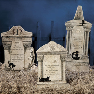 Tombstone Dummy Boards