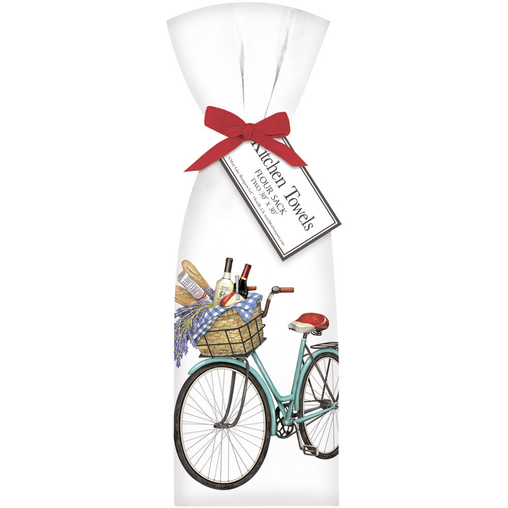 Bicycle Kitchen Towels