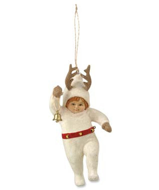 Reindeer Games Ornament