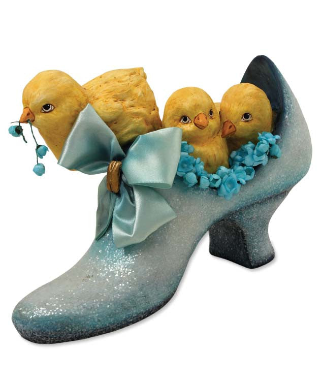 Chicks In Slipper