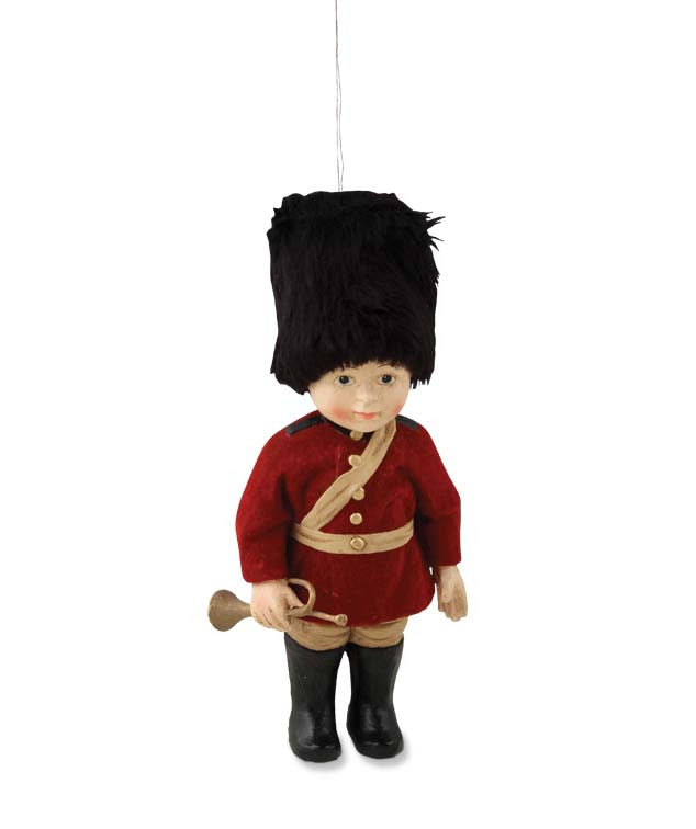 Soldier Boy Ornament