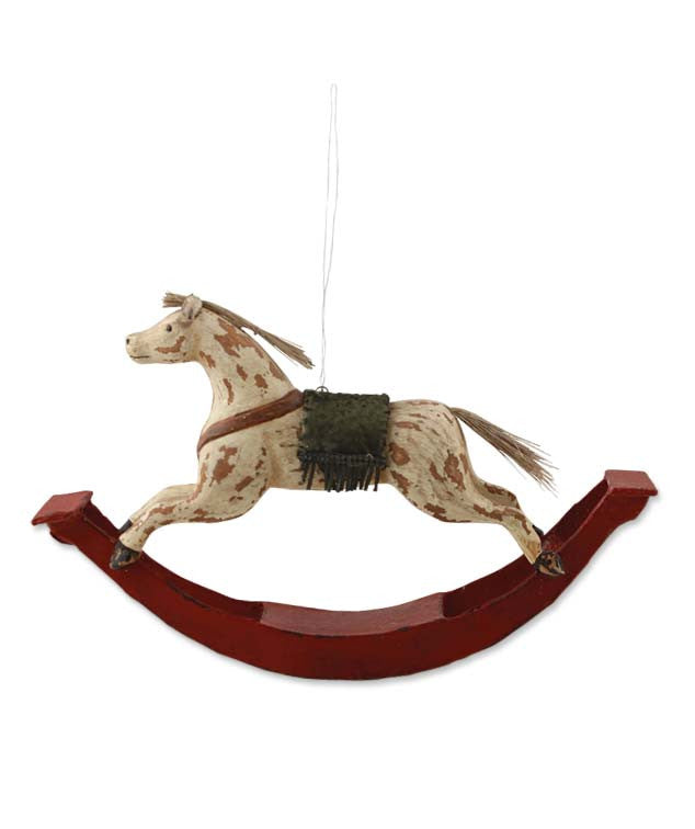 Rocking Horse Ornament