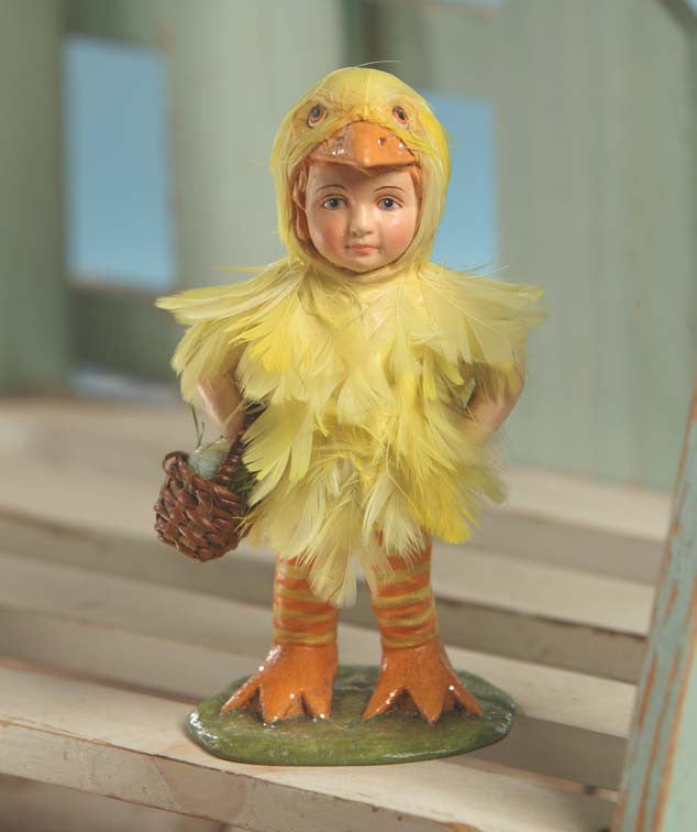 Feathered Chick Child