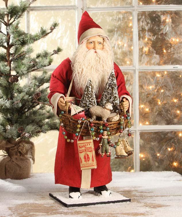 Father Christmas Peddler