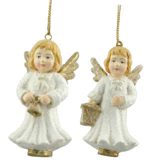 Little Choir Angels Ornament