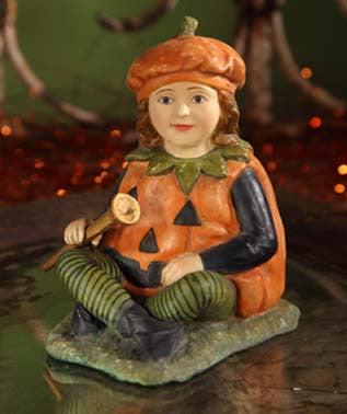 Little Pumpkin Girl Bethany Lowe