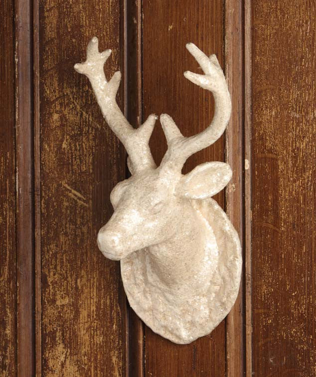 Deer Wall Plaque
