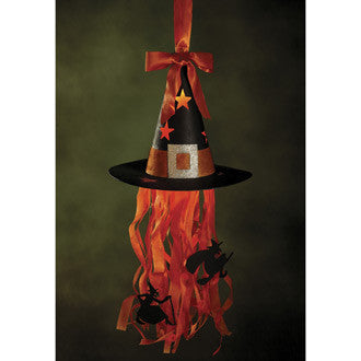 Hanging Witch Hat