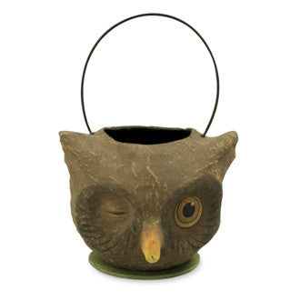 Blinky Owl Mini Bucket
