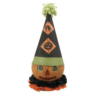 Pumpkin Clown Mini Container