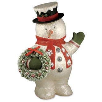 Large Jolly Snowman