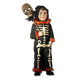 Spencer In Skeleton Suit