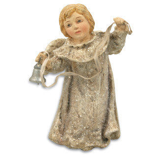 Belle Angel Ornament Small
