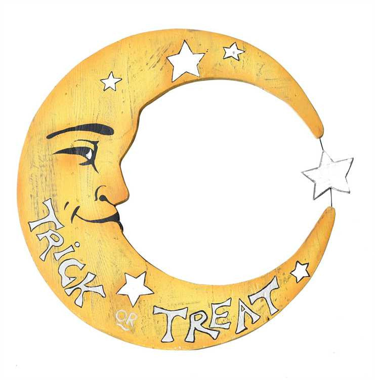 Trick or Treat Moon Sign
