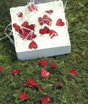 Boxed Heart Confetti