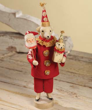 Christmas Carnival Teddy