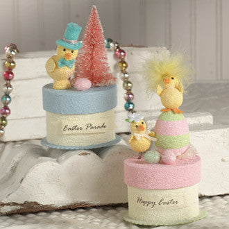 Whimsy Chick Boxes