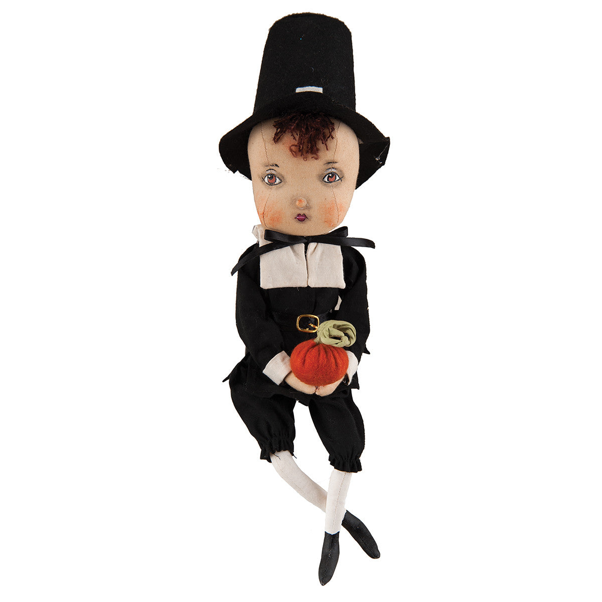 Adam Pilgrim Doll - Joe Spencer Thanksgiving Dolls