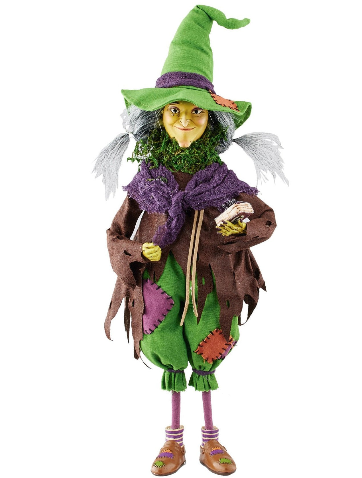 Agnes the Frog Witch Figurine by Department 56