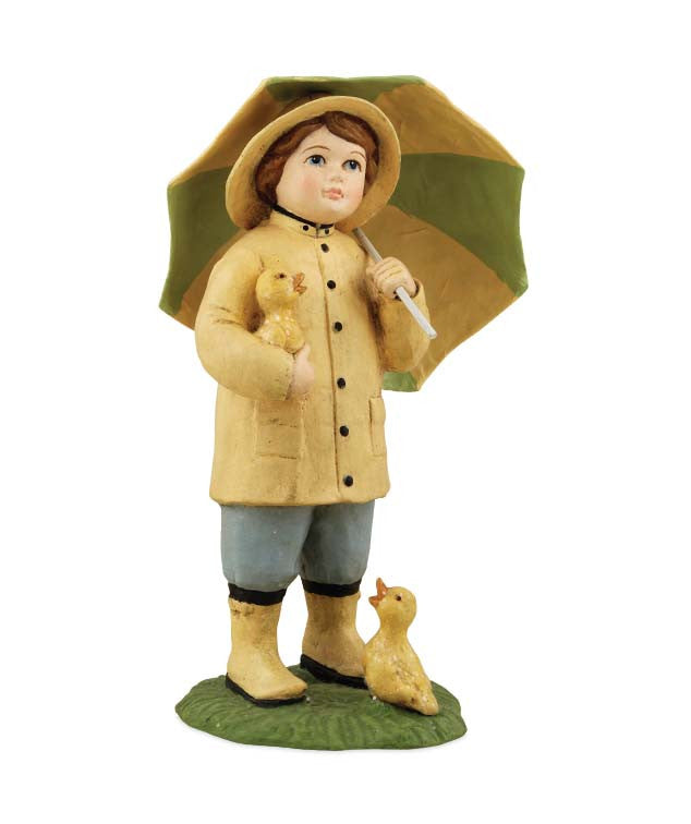 April Showers Figurine by Bethany Lowe