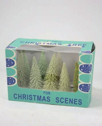 Tiny Forest in a Box Light Green