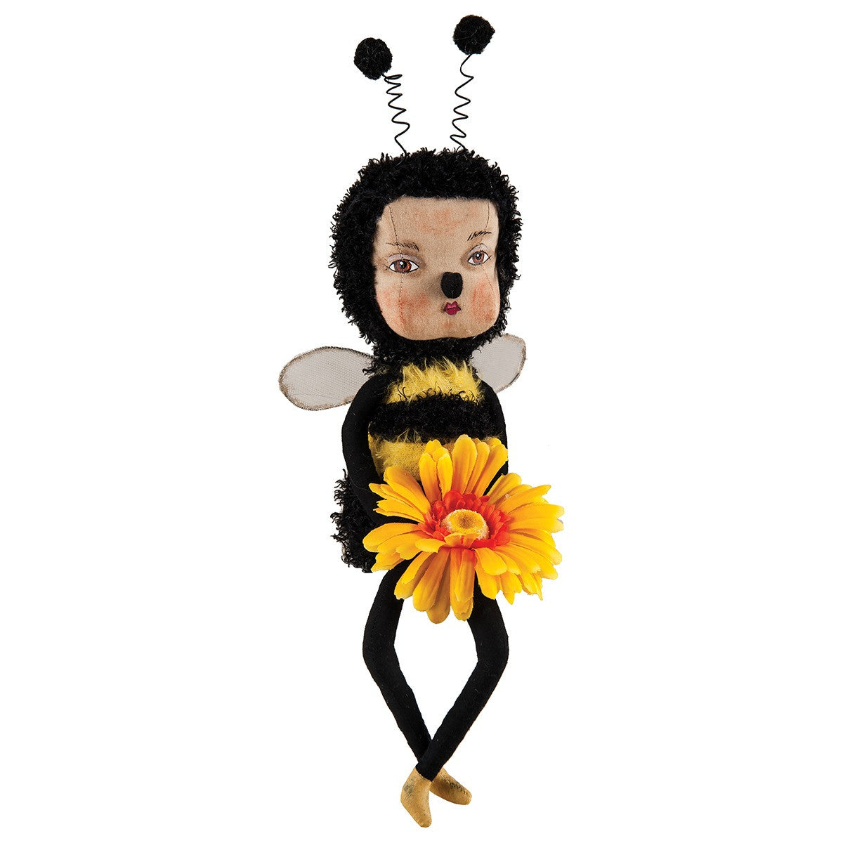 Bea Bumblebee Doll by Joe Spencer