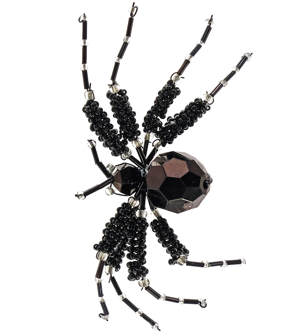 Beaded Spider Clip by Katherine's Collection