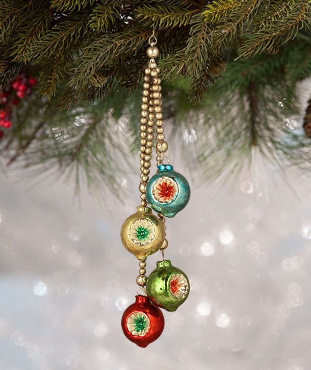 Bethany Lowe Merry & Bright Dangler Ornament