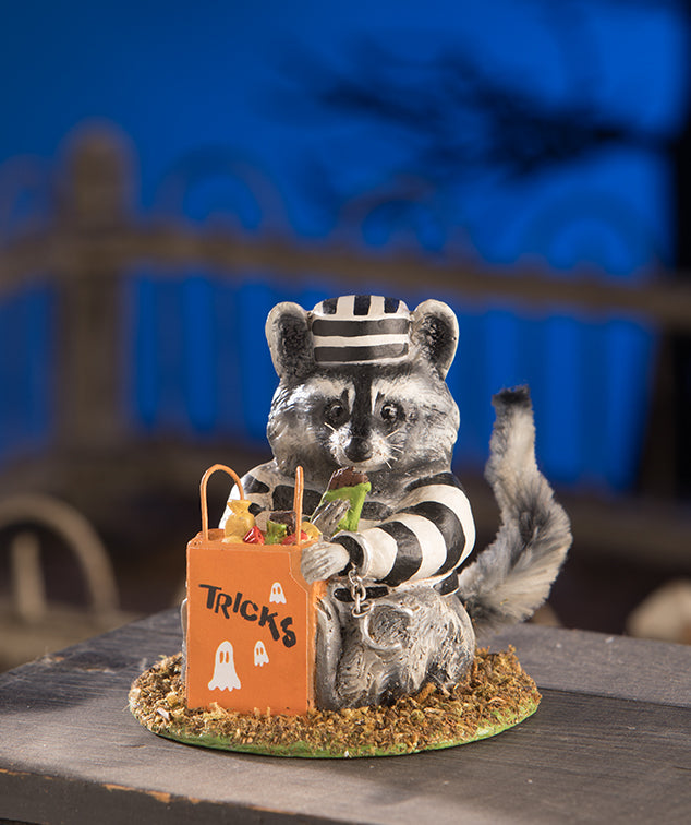 Trickster Raccoon