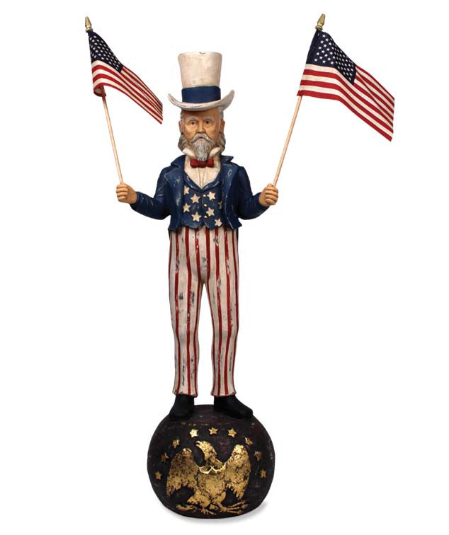 Bethany Lowe Uncle Sam Large