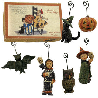 Spooktacular Ornaments