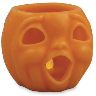 Vintage Wax Pumpkin