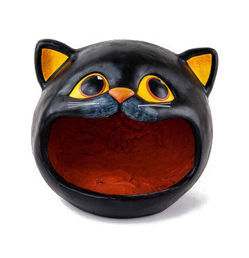 Big Mouth Cat Candy Bowl