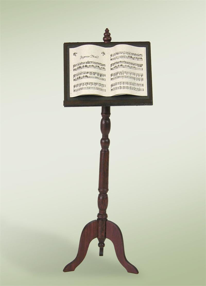 Byers Choice Wooden Music Stand