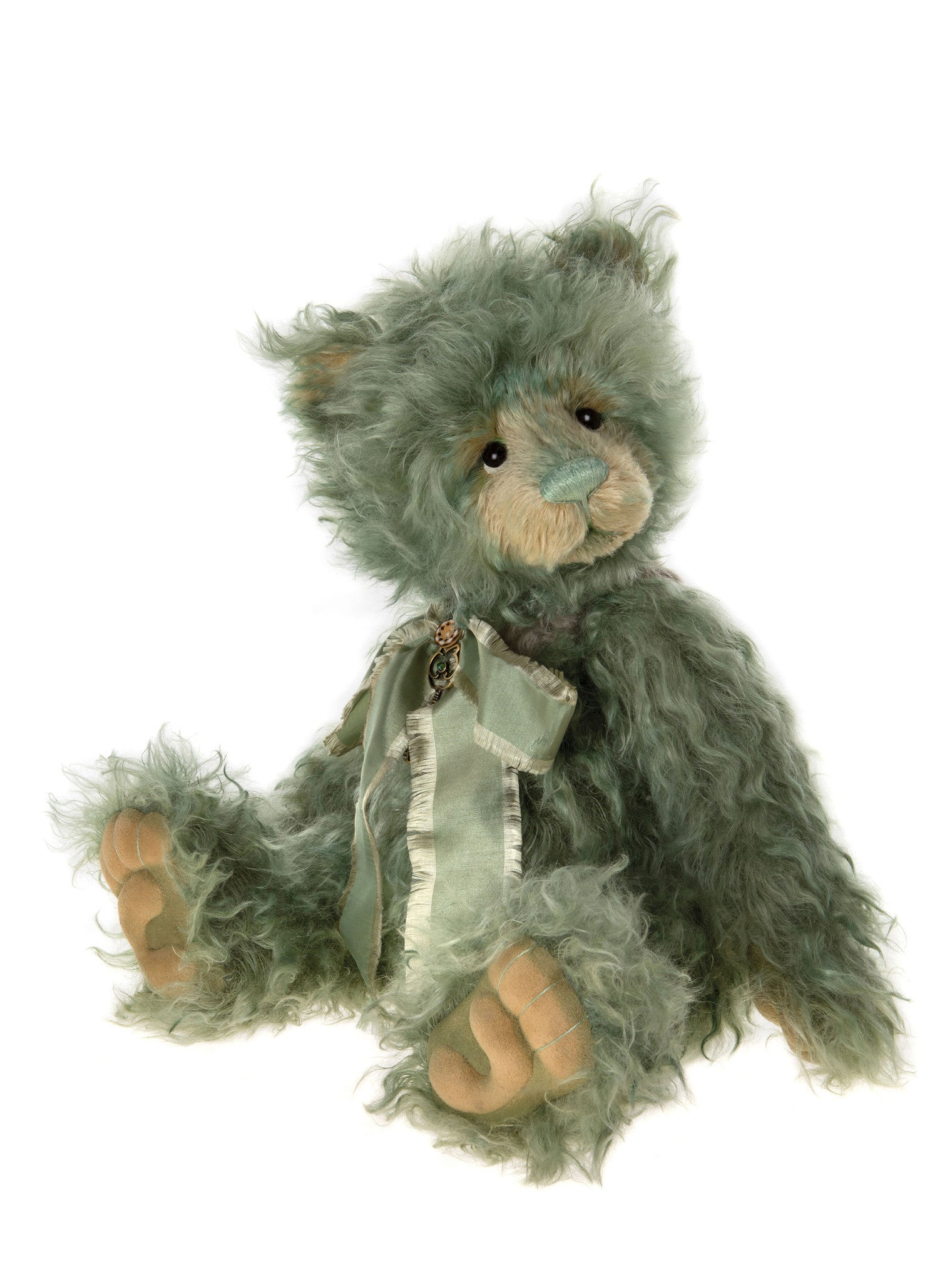 Charlie Bears Zumba - Isabelle Collection Mohair Bear