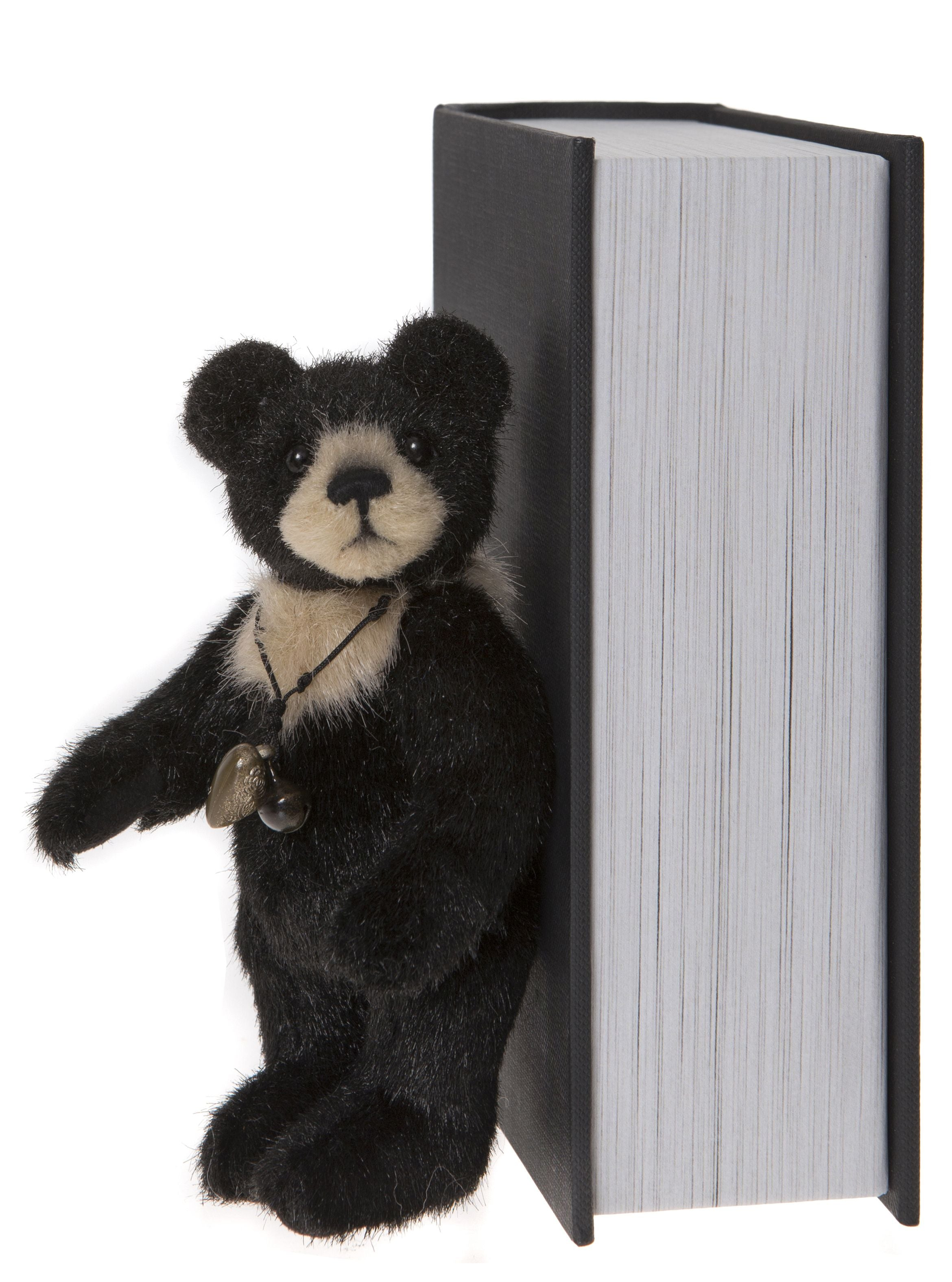 Charlie Bears Bear Therapy with Book Box