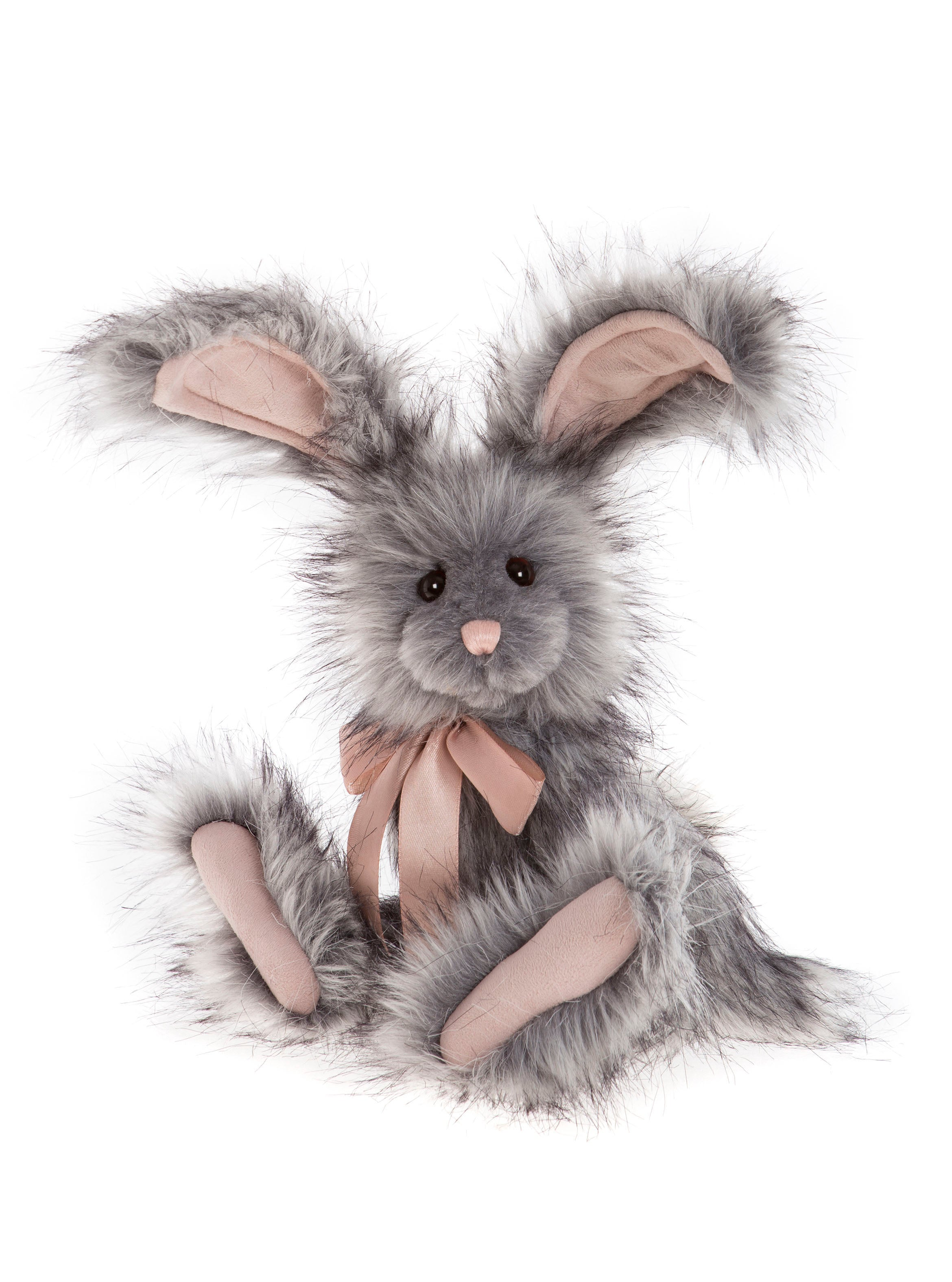 Charlie Bears Bluebell Bunny Rabbit Jointed Stuffed Animal