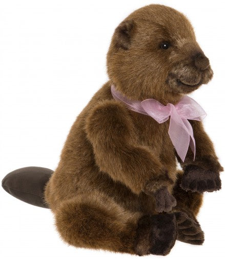 Charlie Bears Chippy Beaver Stuffed Animal - Plush