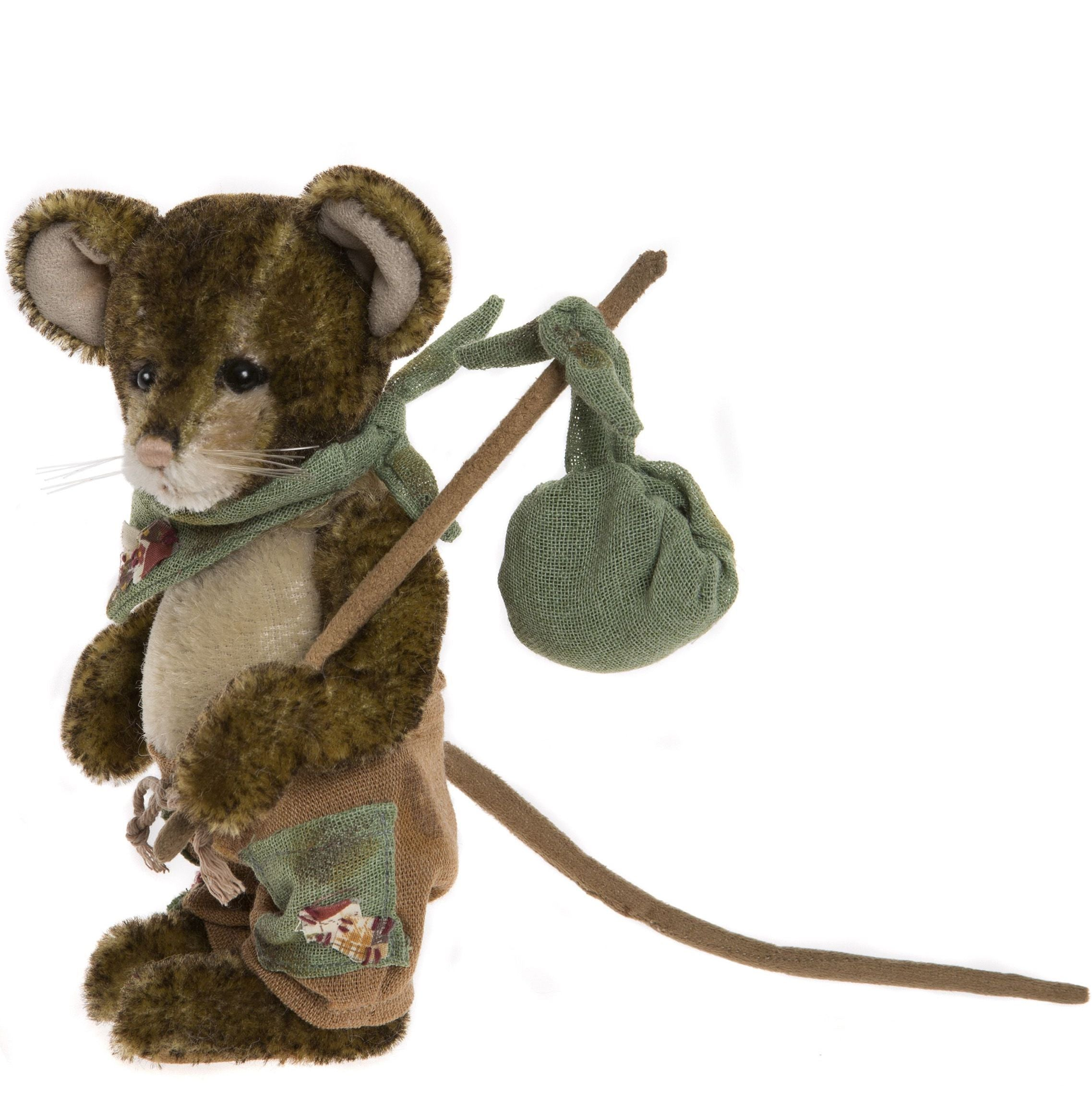 Charlie Bears Country Mouse