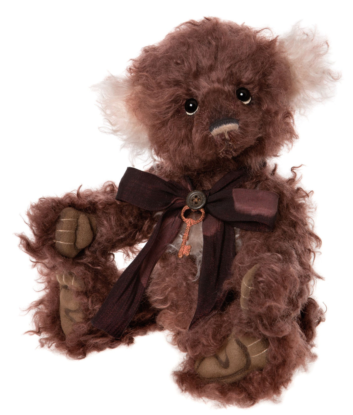 Charlie Bears Daydreamer Mohair Teddy Bear Isabelle Lee
