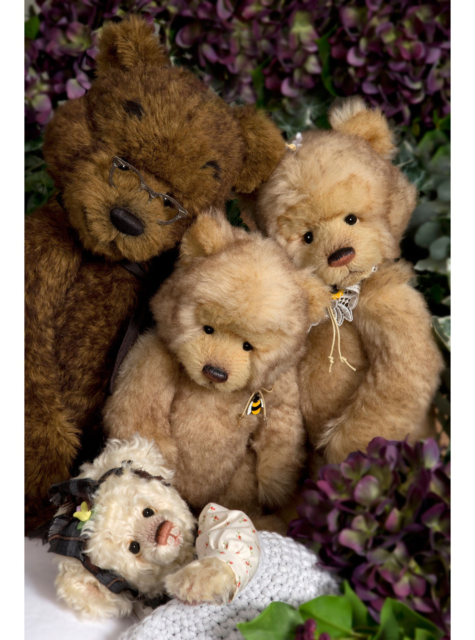 Goldilocks and the Three Bears by Charlie Bears