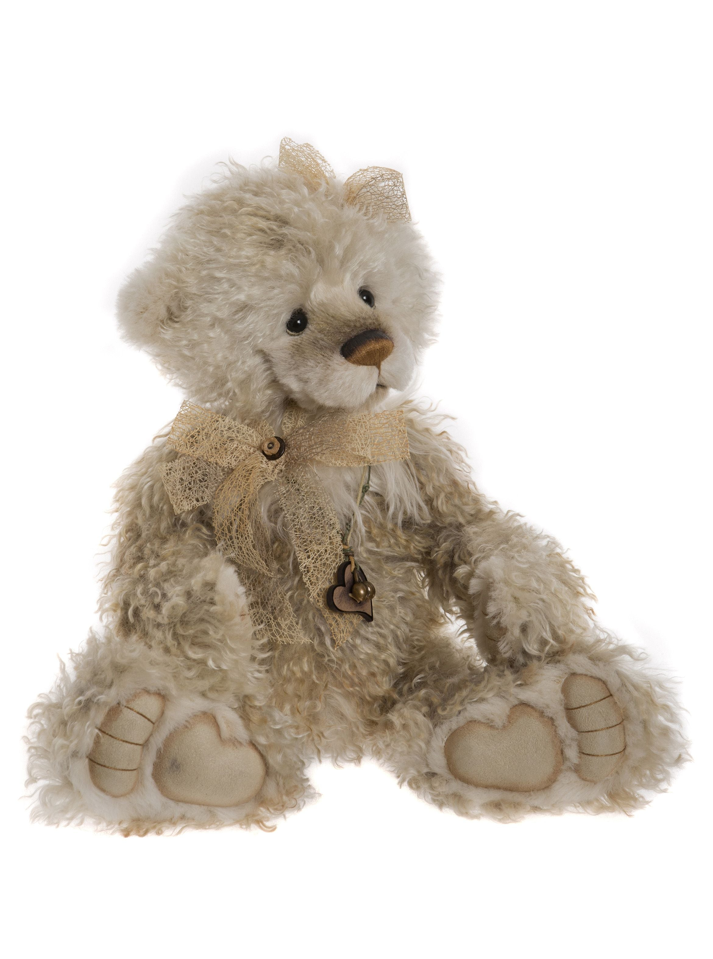 Charlie Bears Isabelle Masterpiece 2018 Teddy Bear